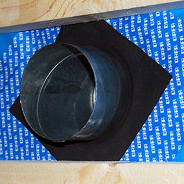 DAFA – Collar para tubo estanqueidad aire