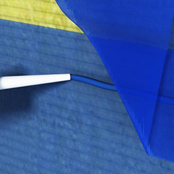 DAFA Foil Adhesivo estanqueidad