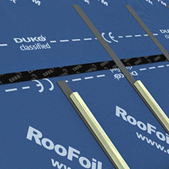 DAFA Roofoil 150 estanqueidad agua