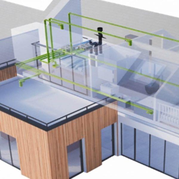 Siber Pure Air ventilacion